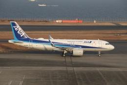 ショウさんが、羽田空港で撮影した全日空 A320-271Nの航空フォト(飛行機 写真・画像)