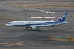 ショウさんが、羽田空港で撮影した全日空 A321-272Nの航空フォト(飛行機 写真・画像)