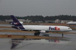 ショウさんが、成田国際空港で撮影したフェデックス・エクスプレス MD-11Fの航空フォト(飛行機 写真・画像)