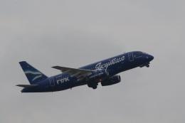 ショウさんが、成田国際空港で撮影したヤクティア・エア 100-95LRの航空フォト(飛行機 写真・画像)