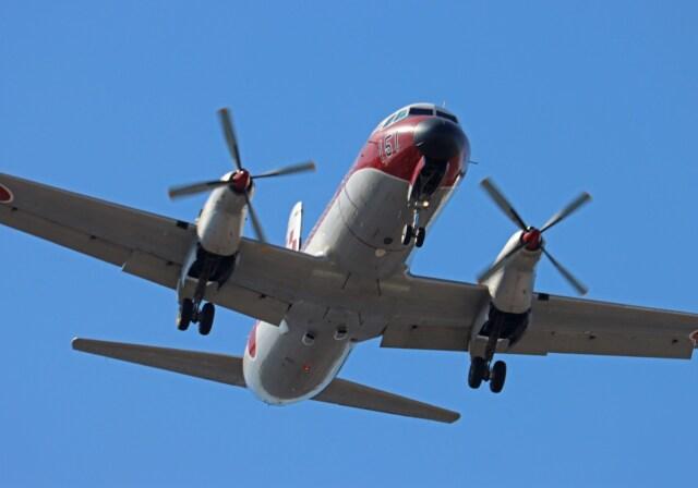 4engineさんが、宇都宮市内で撮影した航空自衛隊 YS-11-103FCの航空フォト(飛行機 写真・画像)