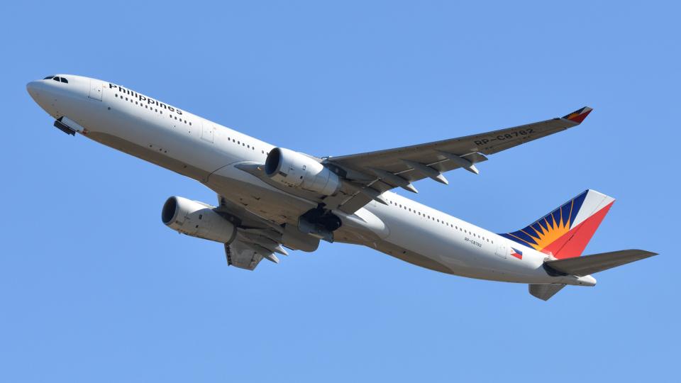 saoya_saodakeさんのフィリピン航空 Airbus A330-300 (RP-C8782) 航空フォト
