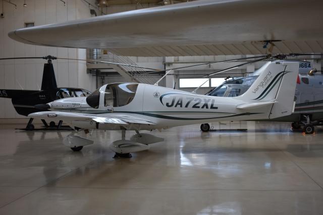 しゅんてぃーさんが、調布飛行場で撮影したベルハンドクラブ XL-2の航空フォト(飛行機 写真・画像)