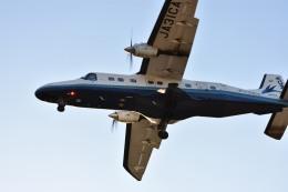 しゅんてぃーさんが、調布飛行場で撮影した新中央航空 228-212の航空フォト(飛行機 写真・画像)