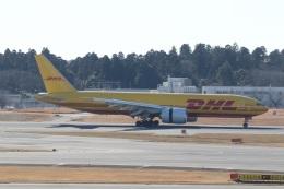 ショウさんが、成田国際空港で撮影したアエロ・ロジック 777-FZNの航空フォト(飛行機 写真・画像)