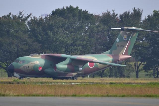 senyoさんが、入間飛行場で撮影した航空自衛隊 C-1の航空フォト(飛行機 写真・画像)