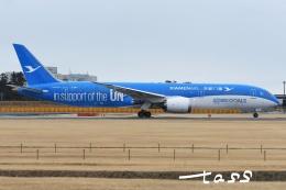 tassさんが、成田国際空港で撮影した厦門航空 787-9の航空フォト(飛行機 写真・画像)