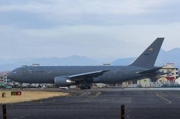 Mochi7D2さんが、横田基地で撮影したアメリカ空軍 KC-46A Pegasus (767-2LKC)の航空フォト(飛行機 写真・画像)