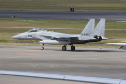 ゴンタさんが、那覇空港で撮影した航空自衛隊 F-15J Eagleの航空フォト(飛行機 写真・画像)