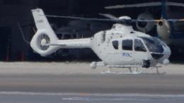 ゴンタさんが、那覇空港で撮影した日本法人所有 EC135T3の航空フォト(飛行機 写真・画像)