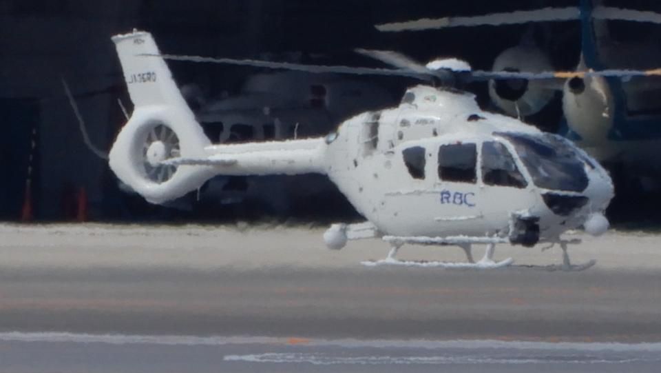 ゴンタさんの日本法人所有 Airbus Helicopters H135 (JA35RQ) 航空フォト
