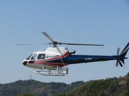 チダ.ニックさんが、静岡ヘリポートで撮影したノエビア AS350B3 Ecureuilの航空フォト(飛行機 写真・画像)