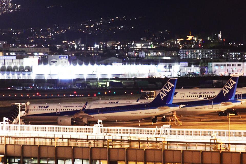 TOPAZ102さんの全日空 Airbus A321neo (JA149A) 航空フォト