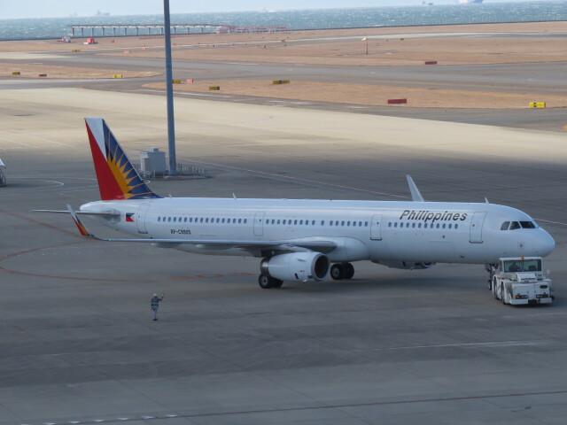 F.YUKIHIDEさんが、中部国際空港で撮影したフィリピン航空 A321-231の航空フォト(飛行機 写真・画像)