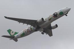 Yuseiさんが、福岡空港で撮影したエバー航空 A330-302Xの航空フォト(飛行機 写真・画像)