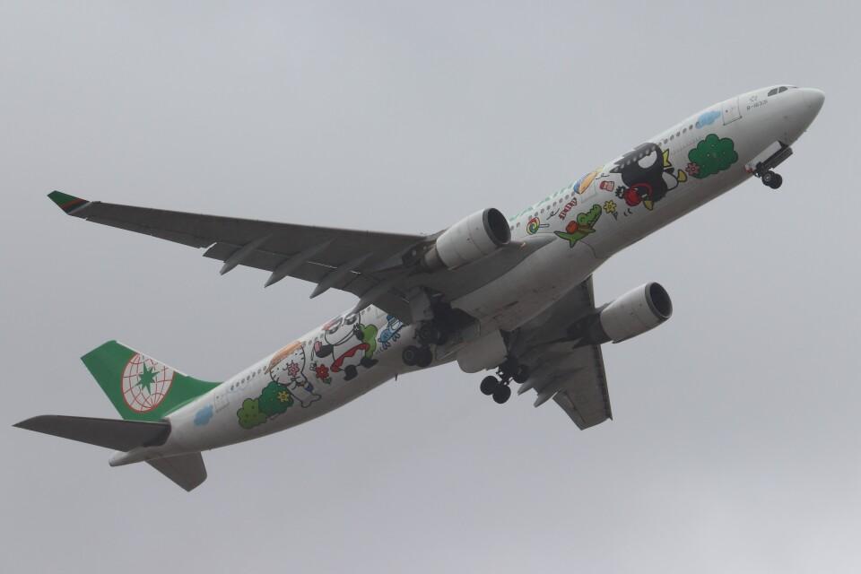 Yuseiさんのエバー航空 Airbus A330-300 (B-16331) 航空フォト