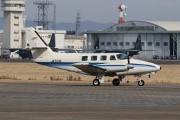 ショウさんが、名古屋飛行場で撮影した日本個人所有 T303 Crusaderの航空フォト(飛行機 写真・画像)