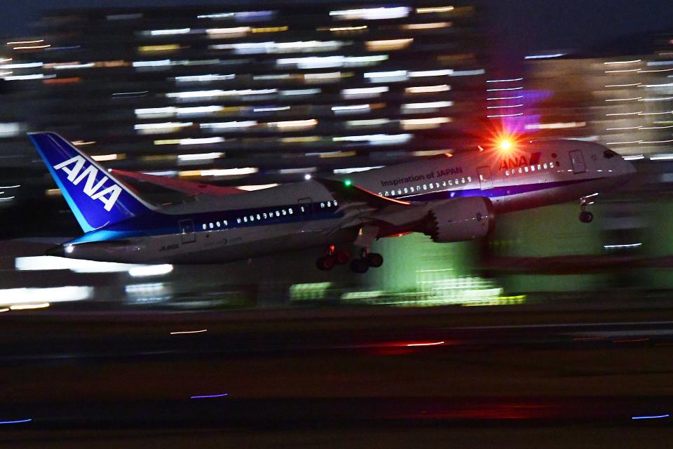 TOPAZ102さんの全日空 Boeing 787-8 Dreamliner (JA810A) 航空フォト