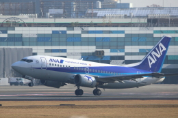kaz787さんが、伊丹空港で撮影したANAウイングス 737-54Kの航空フォト(飛行機 写真・画像)