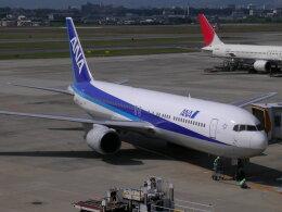 yossiさんが、伊丹空港で撮影した全日空 767-381の航空フォト(飛行機 写真・画像)