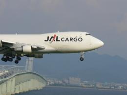 yossiさんが、関西国際空港で撮影した日本航空 747-246F/SCDの航空フォト(飛行機 写真・画像)
