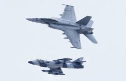 isiさんが、厚木飛行場で撮影したATAC Hunter F.58の航空フォト(飛行機 写真・画像)