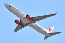 saoya_saodakeさんが、成田国際空港で撮影したマリンド・エア 737-9GP/ERの航空フォト(飛行機 写真・画像)