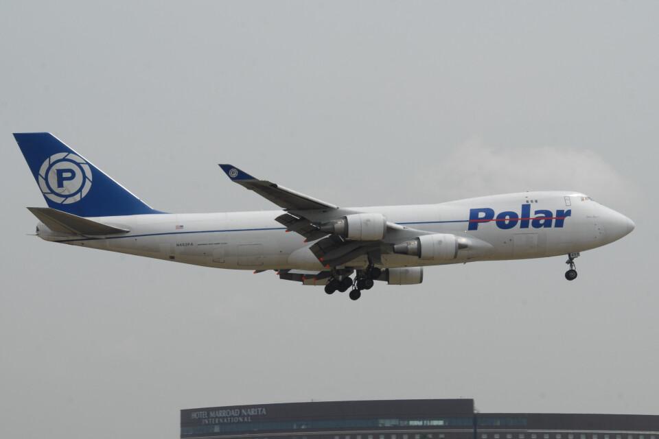 banshee02さんのポーラーエアカーゴ Boeing 747-400 (N452PA) 航空フォト