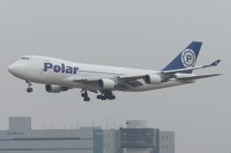 木人さんが、成田国際空港で撮影したポーラーエアカーゴ 747-46NF/SCDの航空フォト(飛行機 写真・画像)