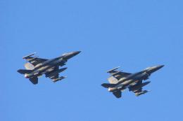 ぼくちゃんさんが、三沢飛行場で撮影したアメリカ空軍 F-16CM-50-CF Fighting Falconの航空フォト(飛行機 写真・画像)