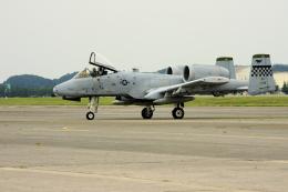 ぼくちゃんさんが、横田基地で撮影したアメリカ空軍 A-10C Thunderbolt IIの航空フォト(飛行機 写真・画像)