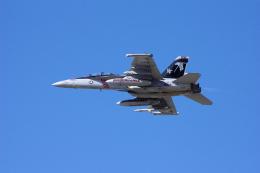 ぼくちゃんさんが、厚木飛行場で撮影したアメリカ海軍 EA-18G Growlerの航空フォト(飛行機 写真・画像)