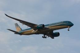 banshee02さんが、成田国際空港で撮影したベトナム航空 A350-941の航空フォト(飛行機 写真・画像)