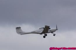 湖景さんが、福島空港で撮影したアルファーアビエィション DA40 XL Diamond Starの航空フォト(飛行機 写真・画像)