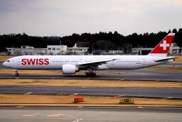 SFJ_capさんが、成田国際空港で撮影したスイスインターナショナルエアラインズ 777-3DE/ERの航空フォト(飛行機 写真・画像)