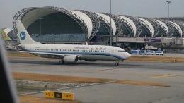 KOKI_ANA-Brussels767さんが、スワンナプーム国際空港で撮影した厦門航空 737-85Cの航空フォト(飛行機 写真・画像)