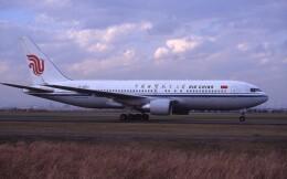 kumagorouさんが、仙台空港で撮影した中国国際航空 767-2J6/ERの航空フォト(飛行機 写真・画像)