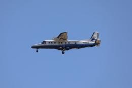 sky-spotterさんが、成田国際空港で撮影した新中央航空 Do 228-212 NGの航空フォト(飛行機 写真・画像)
