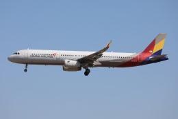 航空フォト:HL8039 アシアナ航空 A321