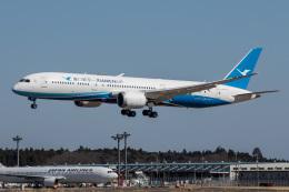xingyeさんが、成田国際空港で撮影した厦門航空 787-9の航空フォト(飛行機 写真・画像)
