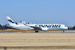 ポン太さんが、成田国際空港で撮影したフィンエアー A350-941の航空フォト(飛行機 写真・画像)