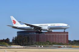 ポン太さんが、成田国際空港で撮影した中国国際貨運航空 777-FFTの航空フォト(飛行機 写真・画像)