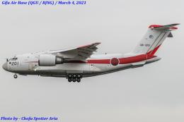 Chofu Spotter Ariaさんが、岐阜基地で撮影した航空自衛隊 XC-2の航空フォト(飛行機 写真・画像)