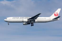 Y-Kenzoさんが、羽田空港で撮影した日本航空 767-346/ERの航空フォト(飛行機 写真・画像)