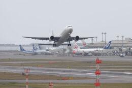 監督さんが、那覇空港で撮影した日本航空 767-346/ERの航空フォト(飛行機 写真・画像)