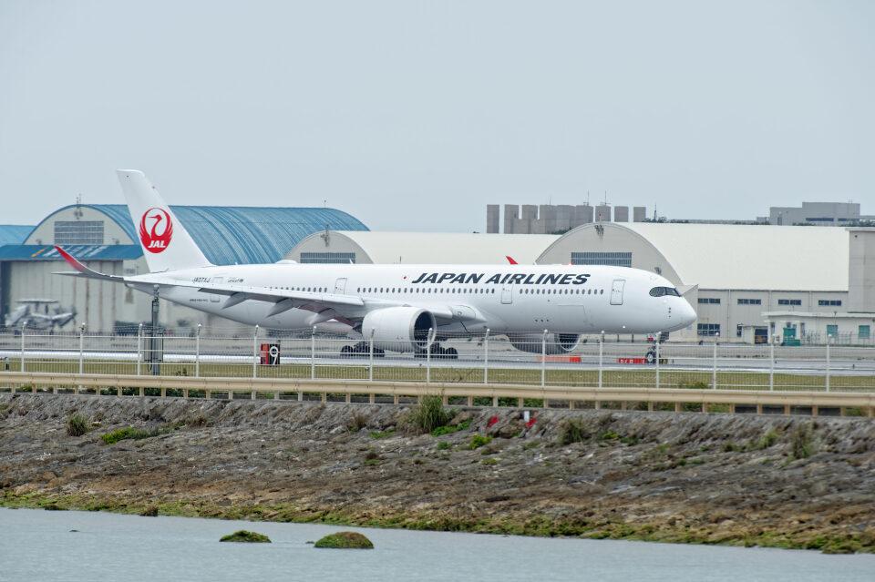 監督さんの日本航空 Airbus A350-900 (JA07XJ) 航空フォト