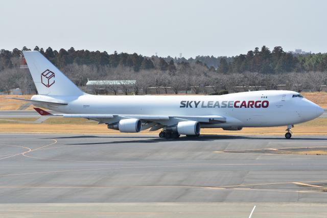 フリューゲルさんが、成田国際空港で撮影したスカイ・リース・カーゴ 747-428F/ER/SCDの航空フォト(飛行機 写真・画像)