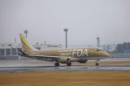 pringlesさんが、熊本空港で撮影したフジドリームエアラインズ ERJ-170-200 (ERJ-175STD)の航空フォト(飛行機 写真・画像)