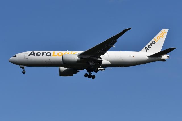 Deepさんが、成田国際空港で撮影したアエロ・ロジック 777-F6Nの航空フォト(飛行機 写真・画像)