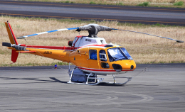 CL&CLさんが、奄美空港で撮影した東邦航空 AS350B Ecureuilの航空フォト(飛行機 写真・画像)